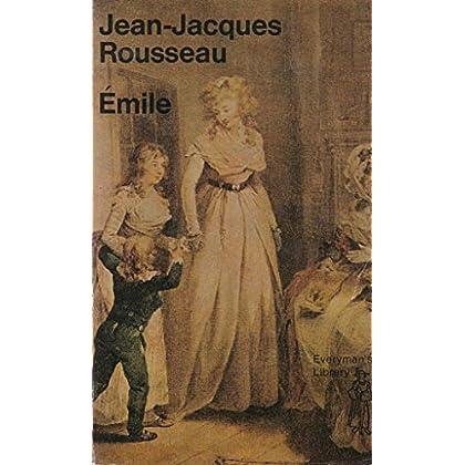 Jean-Jacques Rousseau. Emile : Ou de l'Education. Chronologie et introduction par Michel Launay