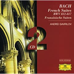 J.S. Bach: French Suite No.1 in D minor, BWV 812 - 3. Sarabande