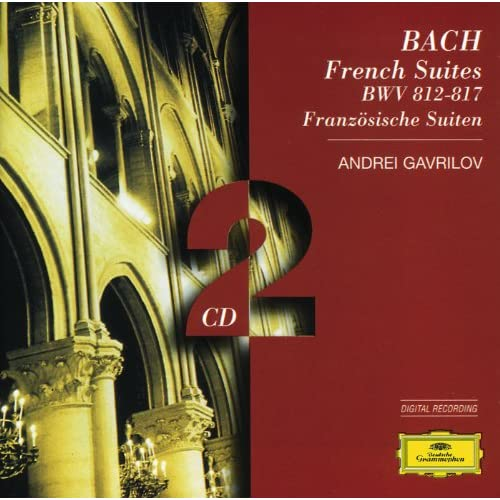 J.S. Bach: French Suite No.5 in G, BWV 816 - 1. Allemande