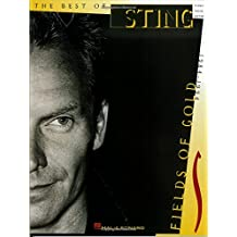 Sting - Fields of Gold (Piano/Vocal/Guitar Artist Songbook)