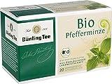 Bünting Tee Bio Pfefferminze 20 x 2 g Beutel