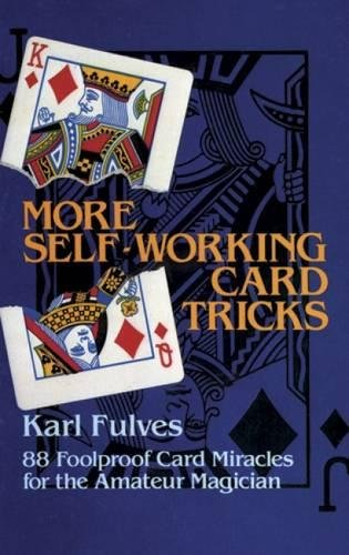 More Self-working Cards (Dover Magic Books) por Karl Fulves