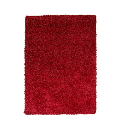 Flair Rugs Nordic Cariboo Teppich (60x230cm) (Rot)