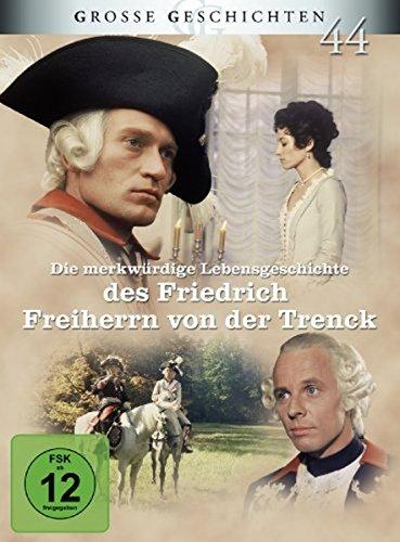 Bild von Die merkwürdige Lebensgeschichte des Friedrich Freiherrn von der Trenck - Grosse Geschichten 44 [3 DVDs]