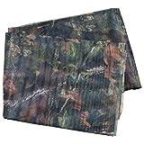 Nitehawk - Filet d'affût pour la chasse/le tir au pigeon - transparent - camouflage - 4 x 1,5 m
