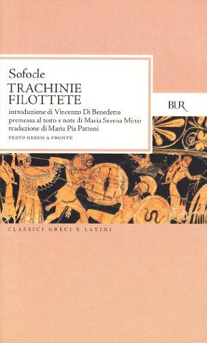Trachinie-Filottete