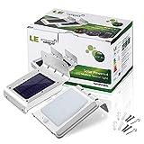 LE® 4er Pack LED Solarleuchte mit Bewegungsmelder - 2
