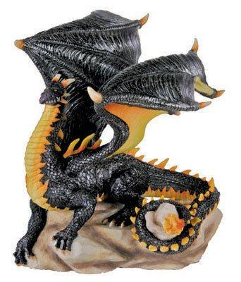 Summit stealstreet Fire Dragon Collectible Figur