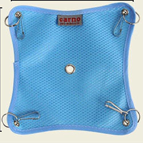 Preisvergleich Produktbild Zantec Kleine Haustier Hamster Sommer Mesh Breathable Cage Hängematte Swing Hanging Bed mit Pothooks für Frettchen Toto