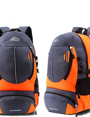 ZQ 20L-30L L Tourenrucksäcke/Rucksack / Travel Duffel / Rucksack Camping & Wandern / Angeln / Klettern / Jagd / Reisen / Radsport Outdoor Orange