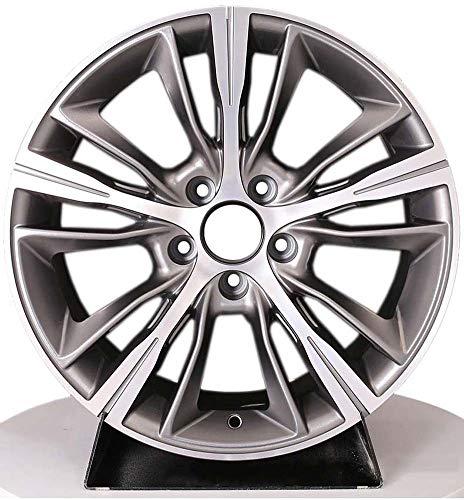 Yx-outdoor Silberne Leichtmetallfelgen, 17-19 Zoll, 15 Speichen für den Lacrosse BMW X1 X3 3er 520 525,18X8J - Bmw 5-speichen-felgen