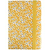 Emartbuy PU Leather Multi Angle Executive Folio Wallet Case Cover for Xiaomi Mi Pad 4 Plus (Size 9-10 Inch_Yellow Floral)