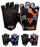 RDX Fitness Handschuhe Trainingshandschuhe Handgelenkschutz Gewichtheben Crossfit krafttraining Sporthandschuhe Bodybuilding Workout Gym Gloves