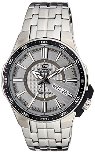 51LcYBqTDTL - Casio Edifice Grey Mens EFR 106D 8AVUDF EX269 watch