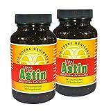 Astaxantina capsule - spedizione gratuita - VitalAstin 600 capsule - L'originale VitalAstin Ivarsson con 4 mg di astaxantina naturale