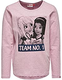 Lego Wear Lego Friends Tallys 103-Langarmshirt, Hauts à Manches Longues Fille