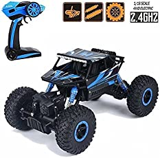 Remote control buy remote control games online at best prices in higadget dirt drift waterproof remote controlled rock crawler rc monster truck 4 wheel drive fandeluxe Image collections
