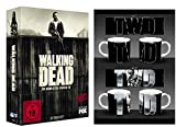 The Walking Dead Staffel 1-6 Box + Tasse/Kaffebecher (1+2+3+4+5+6) Uncut [27 DVDs]