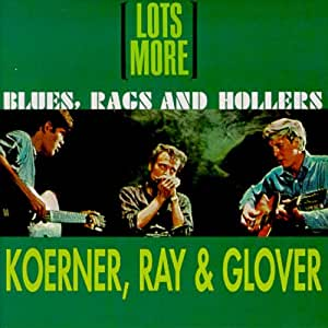 Lots More Blues Rags & Hollers [Import USA]