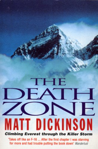 Death Zone: Climbing Everest Through the Killer Storm North Face Mens Mount