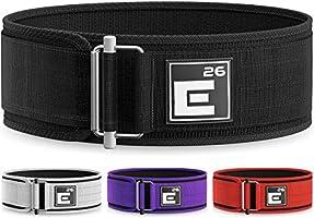 Element 26 Autobloccante Peso di Sollevamento Cintura | Crossfit, Sollevamento Potenza, Lifting e Olimpici Atleti