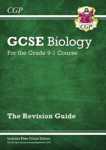 Grade 9-1 GCSE Biology: Revision Guide with Online Edition