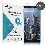 VIFLYKOO Protecteur D'écran pour Blackview P6000 Verre Trempé Ultra Résistant Dureté 9H 0.26mm Glass Screen Flim pour Blackview P6000 Smartphone