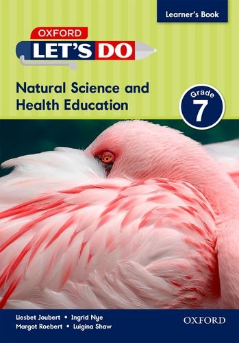 Let's do Natural Science and Health - (Namibia): Grade 7: Learner's Book (Health Sciences Curriculum)