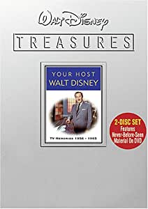 Your Host Walt Disney: TV Memories 1956-1965 [DVD] [Region 1] [US Import] [NTSC]