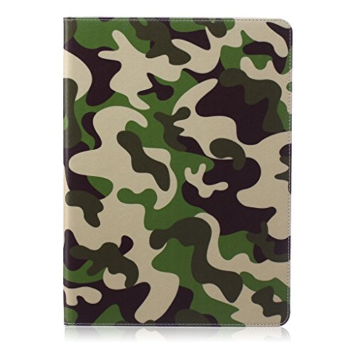 Apple-iPad-Pro-129-CaseidatogTM-Magnetic-Flip-Book-Style-Cover-Case-High-Quality-Classic-Colorful-Cool-Pattern-Design-Premium-PU-Leather-Folding-Pad-Case-With-Stand-Function-Folio-Protective-Holder-Pe