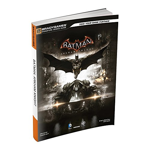 Guía Batman. Arkham Knight