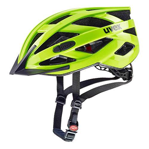 Uvex i-vo 3D Fahrradhelm - Neon Yellow, Kopfumfang:52-57 cm