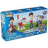 Paw Patrol Action Pup Niño/niña 3pieza(s) - kits de figuras de juguete para niños (3 año(s), Niño/niña, Multicolor, Patrulla Canina, 253 g, Caja con ventana)