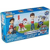 Paw Patrol Action Pup Niño/niña 3pieza(s) - Kits de figuras de juguete para niños (3 año(s), Niño/niña, Multicolor, Patrulla Canina, China, 235 mm)