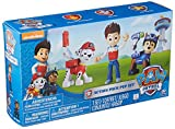 Paw Patrol 6024760 - Set 3 Personaggi Action Pack - Ryder, Marshall e Chase