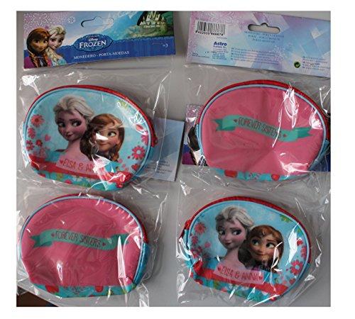 4pezzi Disney Frozen-Frozen Portafoglio regalino