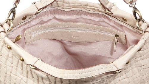 ESPRIT H15012, Damen Henkeltaschen 28x40x10 cm (B x H x T) Beige (Chalk Beige 280)