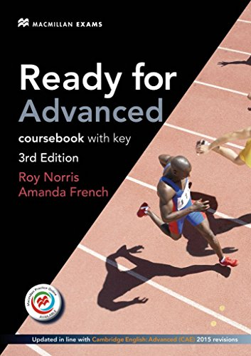 Ready for CAE: Ready for Advanced/Student's Book Package with MPO incl. MP3 and Key by Roy Norris (28-Feb-2014) Perfect Paperback