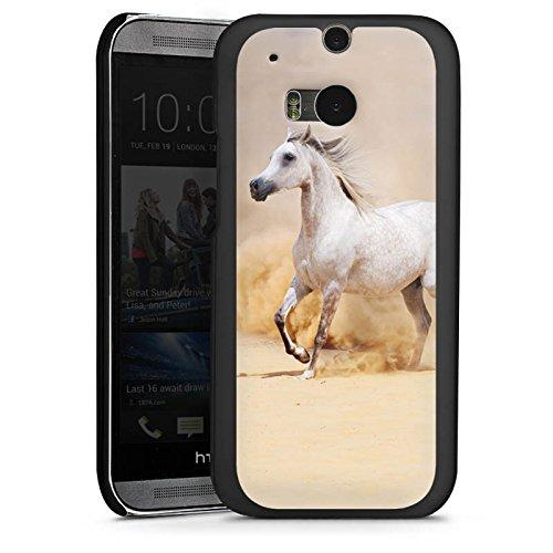 DeinDesign HTC One M8s Hülle Case Handyhülle Pferd Horse Araber