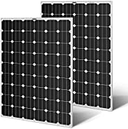 Luminous Mono Perc Solar Panel (370 watt) - Pack of 2