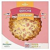 Morrisons Crustless Quiche Lorraine, 340g