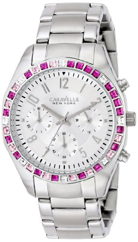 Caravelle New York 43L172 Wrist Watch – Women's