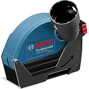 Bosch Professional 1600A003DH GDE 125 EA-S Cuffia di Aspirazione