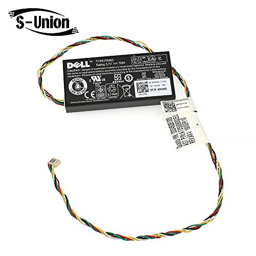 S-Union New Dell PowerEdge Raid Controller Battery PERC 5i