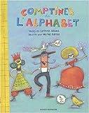 Comptines de l'alphabet de Albaut. Corinne (2003) Relié