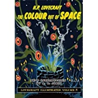 H.P. Lovecraft Illustrated V8 - The Colour Out of Space