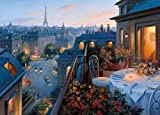 Gibsons 1000 Pieces An Evening In Paris Jigsaw Puzzle