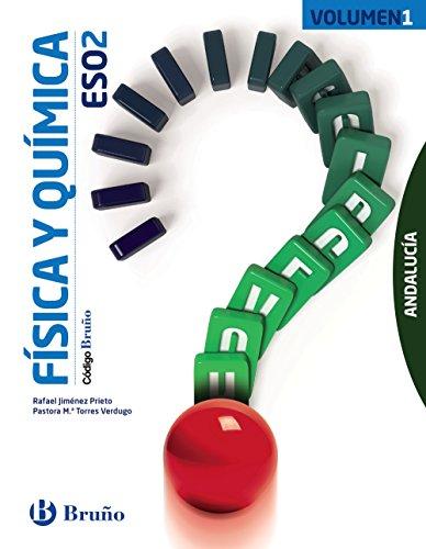 Código Bruño Física y Química 2 ESO Andalucía - 3 volúmenes