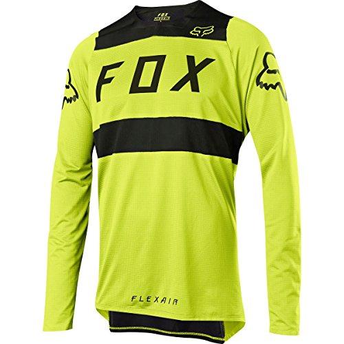 Fox flexair Jersey Jaune/Noir Taille L