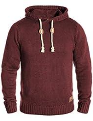 SOLID Pitu - Sweater à capuche- Homme